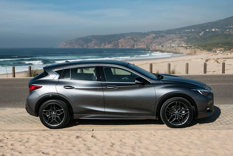 Off Topic 2017 Infiniti Q30 Suw Wagon Evolutionm