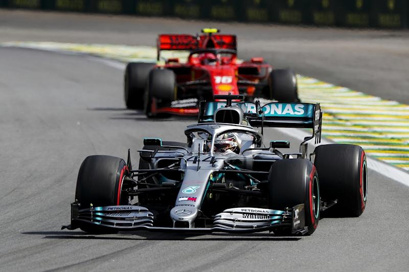 Video: How the tech arms race decided the 2019 title