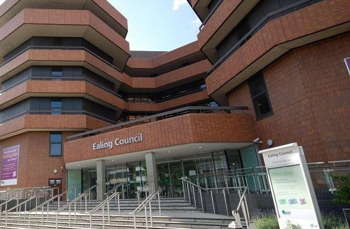 Richard Jan waged a revenge campaign on staff at Ealing Council after he was visited by their mental health team for an assessment (EBC)
