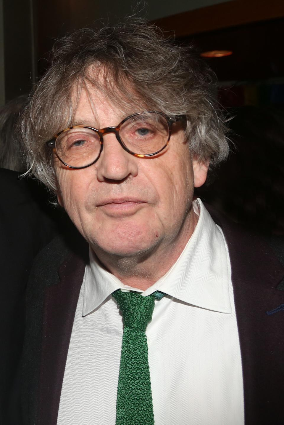 Paul Muldoon (Photo: Bruce Glikas/WireImage/Getty)