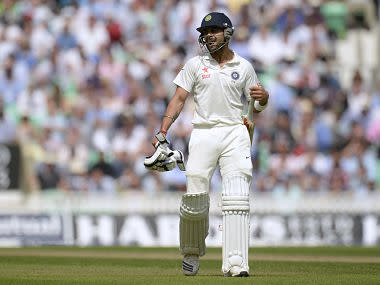 During India's last Test series in England four years ago, Kohli averaged a disappointing 13.40, way below his career batting average of 53.40 from 66 tests.