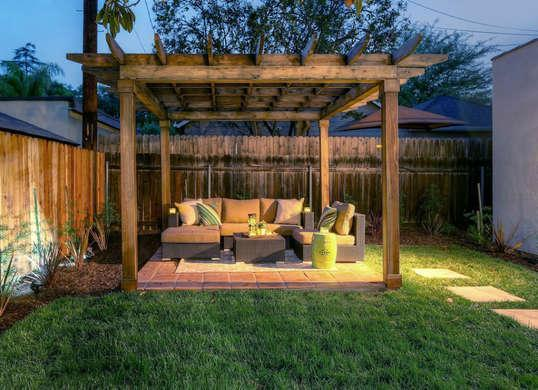 Good No More Peeping Toms: 11 Ideas For Better Backyard Privacy