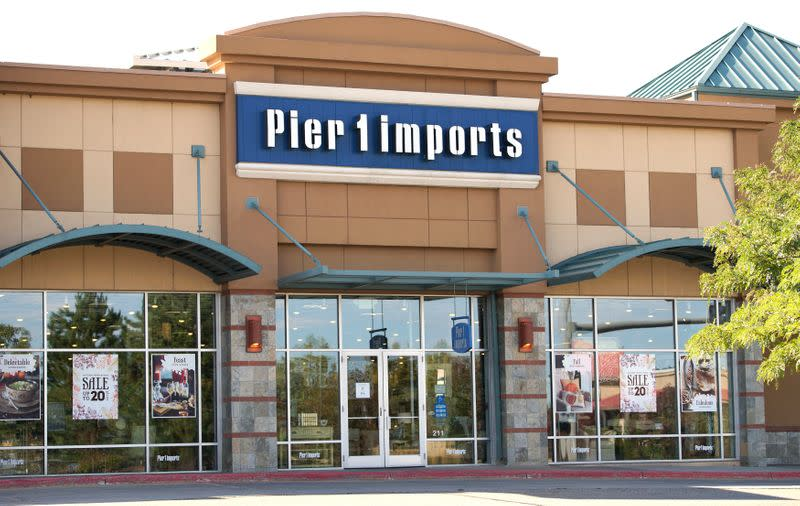 Pier 1 to shut up to nearly half of its stores, raises going concern doubts