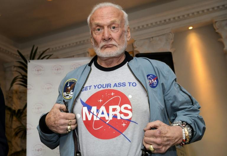Former NASA astronaut Buzz Aldrin is recovering in New Zealand after experiencing health problems while on a trip to the South Pole