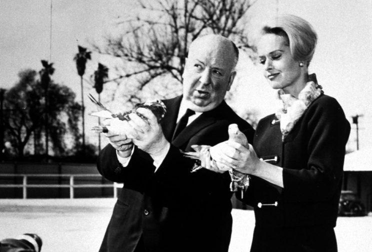 Assault... Hedren claims that Hitchcock sexually assaulted her in the 1960s - Credit: Rex Features
