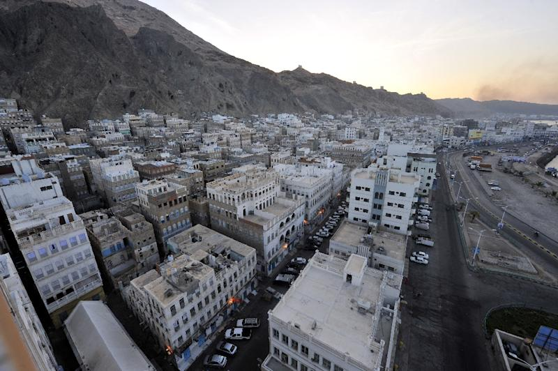 """After five months of air strikes by a Saudi-led coalition, Yemen """"is bracing for a new and more deadly phase of violence in the north"""", said April Longley Alley of the International Crisis Group (AFP Photo/Fawaz al-Haidari)"""