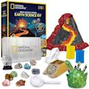 <p>This <span>National Geographic Earth Science Kit</span> ($30) has over 15 science experiments and STEM activities for kids ages 8 and up.</p>