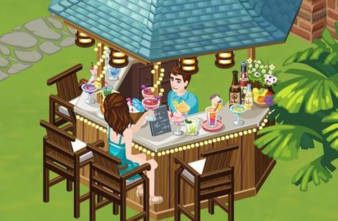 The Sims Social birthday images