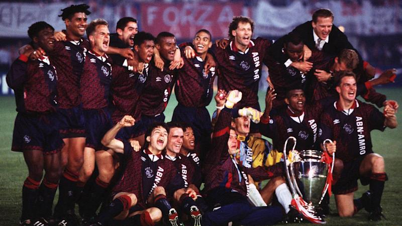Ajax Champions League 1995