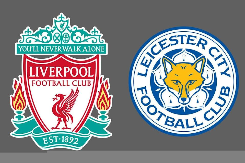 Liverpool-Leicester City