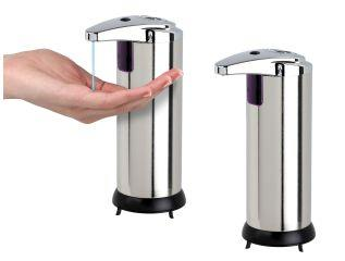 "<a href=""http://www.costco.com/Touchless-Soap-Dispenser-Twin-Pack.product.100084623.html"" target=""_blank"">Touchless Soap Dispenser Twin Pack</a>, $49.99"