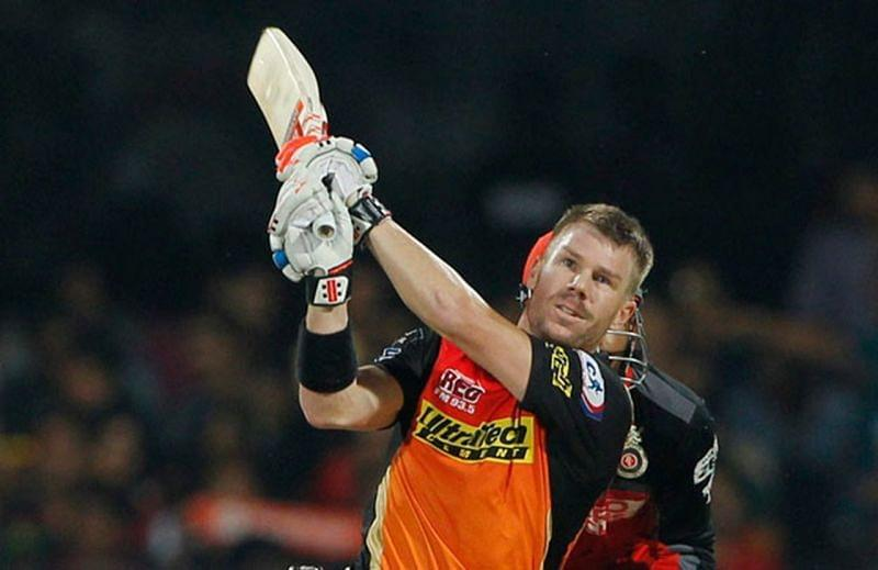 David Warner is the leading run-scorer among overseas players in IPL history