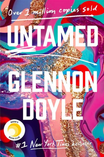 Untamed by Glennon Doyle (Photo via Chapters Indigo)