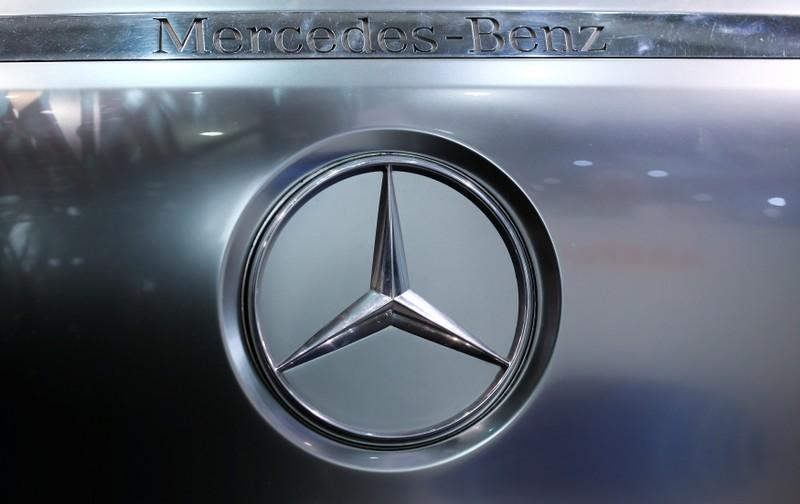 Mercedes recalls some EQC electric cars due to potentially faulty bolt