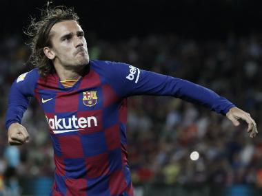 Champions League: Antoine Griezmann attempts to find his feet on rocky ground at Barcelona as they host Inter Milan