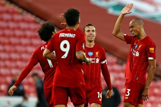 Liverpool have been toying with their rivals all season