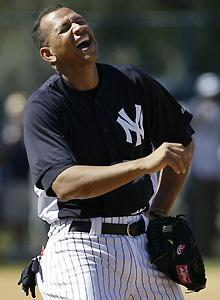 Two years after his nadir, Alex Rodriguez seems comfortable in his own skin