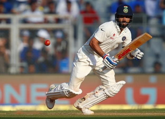 India vs Australia, India vs Australia test series 2017, Virat Kohli news, Mitchell Johnson says Virat Kohli is frustrated due to a lack of runs, India cricket news