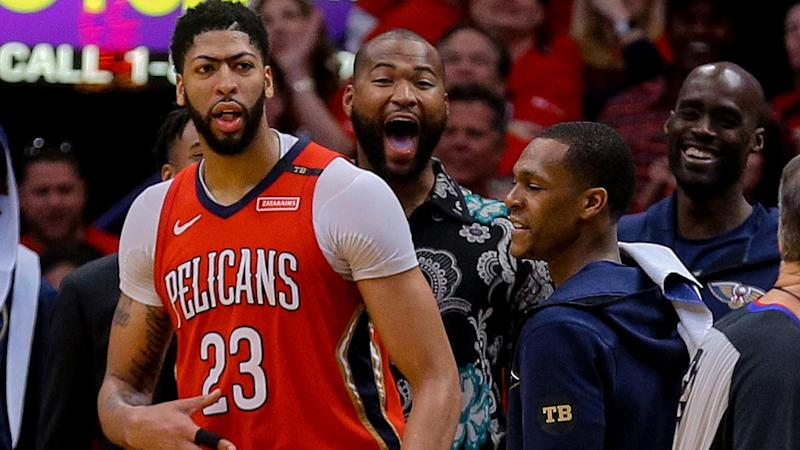 san francisco 4e7bf 3971f Anthony Davis: With healthy DeMarcus Cousins, Pelicans ...