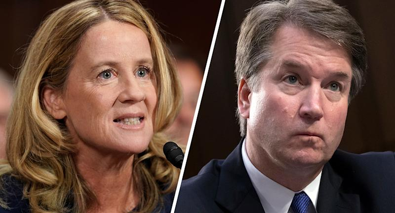 Sequelae, norepinephrine, epinephrine: Christine Blasey Ford uses science to describe her assault