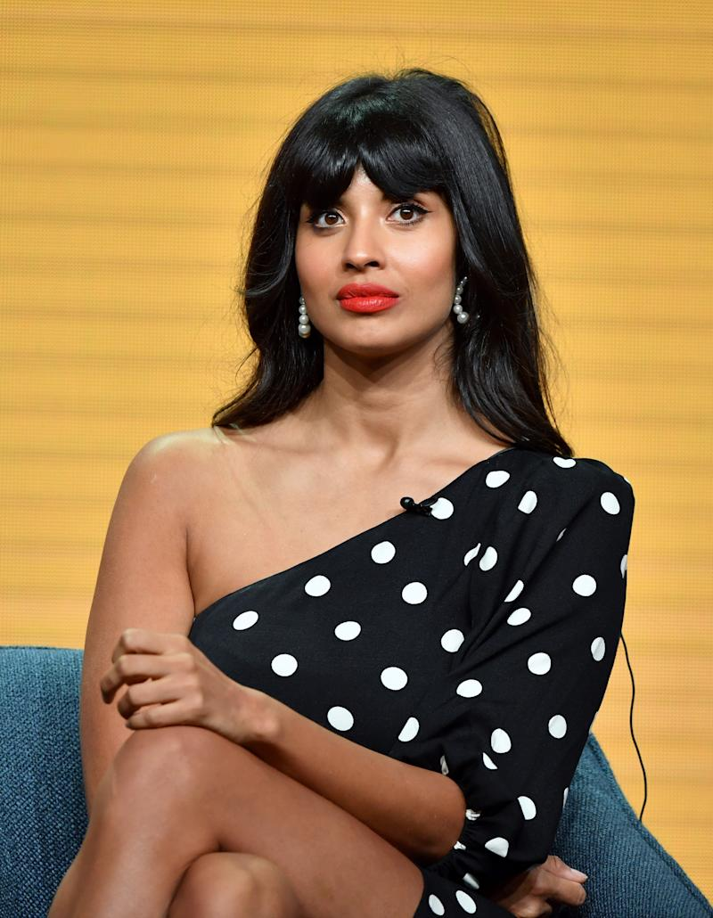 Jameela Jamil. (Photo by Amy Sussman/Getty Images)