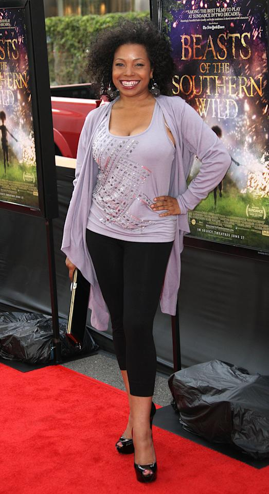 """LOS ANGELES, CA - JUNE 15:  Actress Paula J. Parker attends the Film Independent's 2012 Los Angeles Film Festival Premiere Of """"Beast of the Southern Wild"""" at Regal Cinemas L.A. LIVE Stadium 14 on June 15, 2012 in Los Angeles, California.  (Photo by Frederick M. Brown/Getty Images)"""