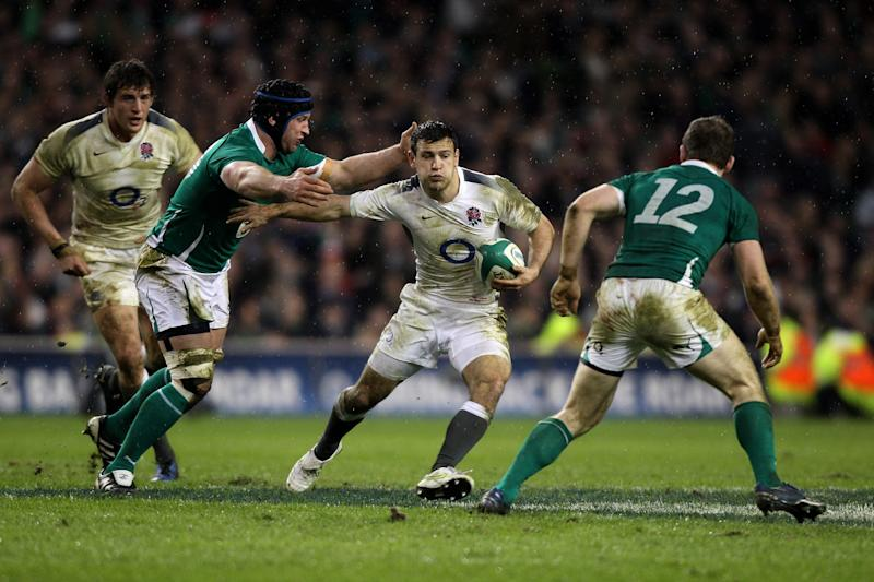 England are wary of the danger Ireland pose as they look to clinch the Grand Slam in similar circumstances to 2011: Getty