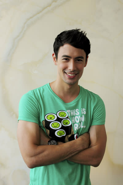 """<b>George Young</b> is Greek-Chinese. Yes, he's another model-turned-actor. This former lawyer has appeared in TV shows in Britain and Asia, most recently as the host of """"Singapore's Million Dollar Money Drop."""" He was also in the film """"The Pupil"""", and the Bollywood hit """"Jhootha Hi Sahi."""" He's currently working on some Mandarin dramas and another feature film."""