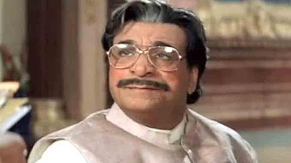 Who would have thought that a person who once taught Civil Engineering, would go on to become one of cinema's most beloved comedians? Born in Kabul, Kader Khan's is a classic case of rags to riches – his family moved to Mumbai, where they stayed in poverty in the Kamathipura area. But, far from letting it affect him, Khan observed his surroundings and learned from the people around him. It was while performing at a play in college that he was noted by comedian Agha, who suggested that actor Dilip Kumar should see the play. Ths initiated his entry into films, both as an actor and as a screenwriter. While he debuted on the silver screen in the 1975 film, Daag, Khan first did comedy in the 1983 film Himmatwala, for which he also wrote the dialogues. Over the years, Khan also formed a hit pairing with Govinda that saw the two do numerous films together, best known for David Dhawan's No 1 series.