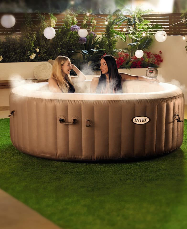 <p>This inflatable hot tub was so popular last year it's making a comeback, and you can order one online from 25 March. </p>