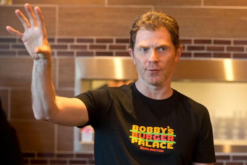 Bobby Flay's burger IPO will test whether his star power is enough to lure investors