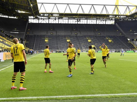The Bundesliga's example has proved to be key (PA)