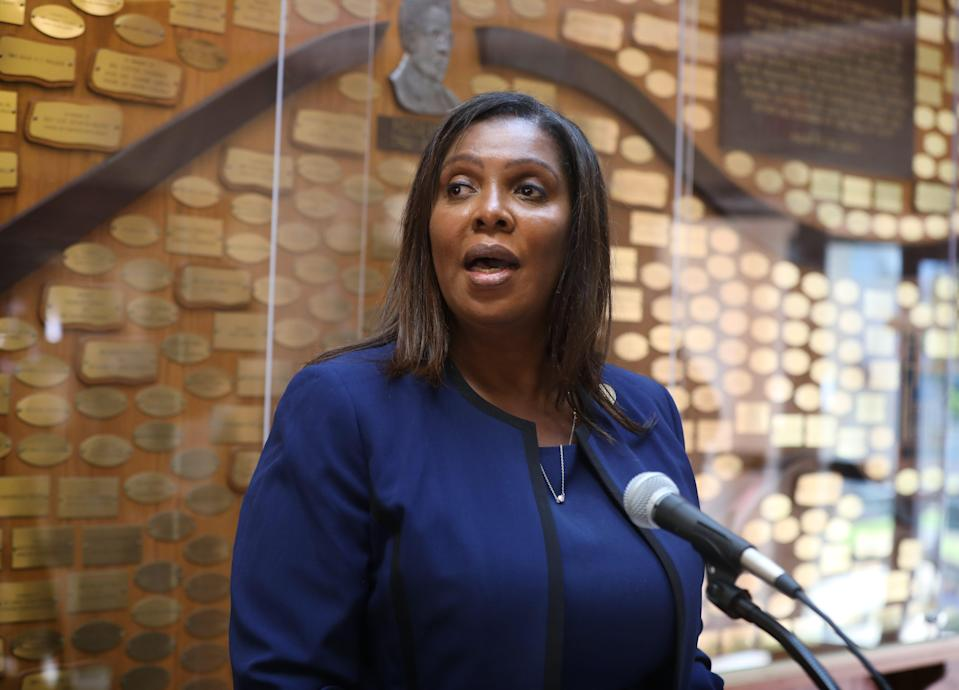 """""""There must be a truly independent investigation to thoroughly review these troubling allegations against the governor,"""" New York Attorney General Letitia James says."""