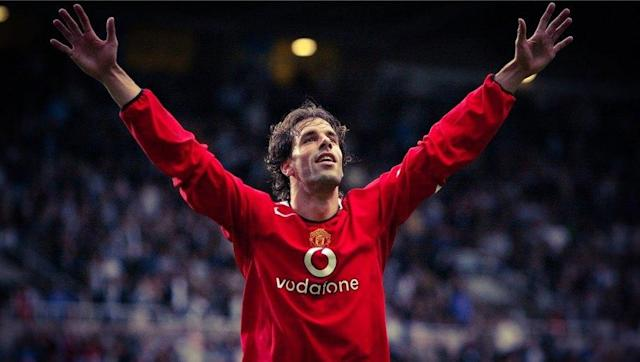 <p>One of the greatest strikers ever to play in the Premier League, Ruud van Nistelrooy scored 95 goals in 150 Premier League games during his prolific time at Manchester United.</p> <br><p>The Dutchman collected the 2002-03 Golden Boot and won a place in the PFA Team of the Year twice during his tenure and would have surely bagged himself a place in the 100 club if injuries in the 2004-05 season had not limited him to just 17 appearances.</p> <br><p>While van Nistelrooy will always be remembered for his goalscoring exploits, his role in the infamous 2003 'Battle of Old Trafford' will also not be forgotten. </p>