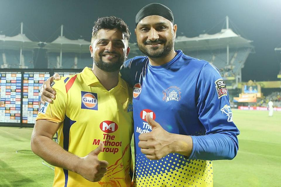 Suresh Raina and Harbhajan Singh have pulled-out of the upcoming IPL season.