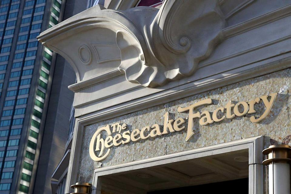 <p>As good as their cheesecakes are, The Cheesecake Factory's famous desserts are actually frozen. They're created on-site at bakery production facilities across the country in California and North Carolina. The tasty cakes served to customers in the restaurants are not fresh, but still more than satisfying.</p>
