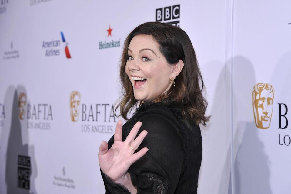 "<p>Turns out, celebrities get starstruck, too. At least, before they become celebrities themselves. Melissa McCarthy revealed during an appearance on <em>Late Night with Conan O'Brien</em> that one of her first jobs was as a Starbucks barista in Santa Monica, as reported by <em><a href=""https://www.eonline.com/news/481561/melissa-mccarthy-recalls-serving-chris-farley-at-starbucks-during-her-pre-fame-days"" rel=""nofollow noopener"" target=""_blank"" data-ylk=""slk:E!"" class=""link rapid-noclick-resp"">E!</a></em>. And one of the most memorable moments on the job for her was the day Chris Farley came in. </p><p>""You could just tell he didn't want everybody to make a fuss, and so in my poorly executed way of, like, don't freak him out I just kept staring at him,"" she said. ""At one point, I got so overwhelmed because he was right there, that I started crying."" </p>"