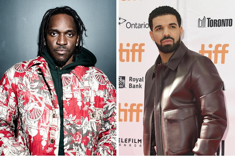 Pusha T vs  Drake: Who Has the Better Collaborations?