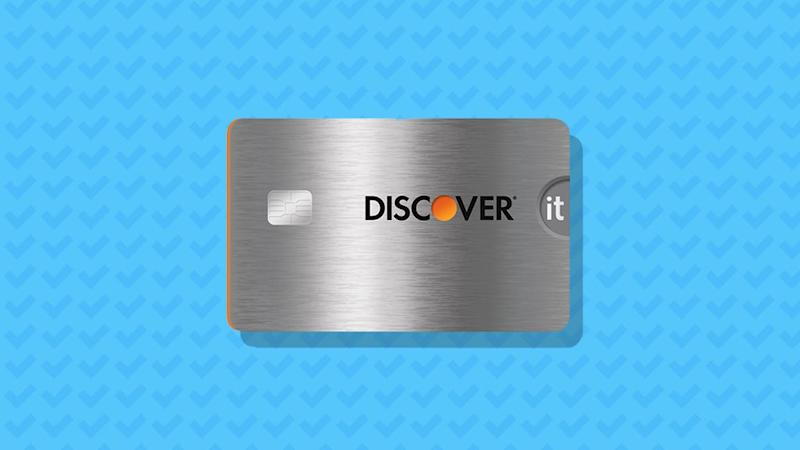Discover It Secured