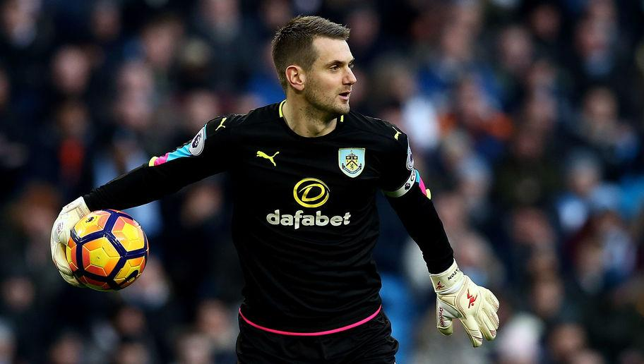 <p>Since Joe Hart's Guardiola-imposed exile and Fraser Forster's weakest campaign at Southampton to date, Tom Heaton has begun to look for all the world like England's best goalkeeper.</p> <br /><p>The 30-year-old can claim the most saves in the division so far with 104 stops, and is behind only Sunderland's Jordan Pickford for average saves per game with 4.5.</p> <br /><p>Heaton has also played his part in an impressive six clean sheets this season, and stands out as one of Sean Dyche's key players that have ensured Premier League survival is but a formality for the Clarets thanks to a formidable home record. </p> <br /><p><strong>On the bench:</strong></p> <p><em>Victor Valdes</em></p>