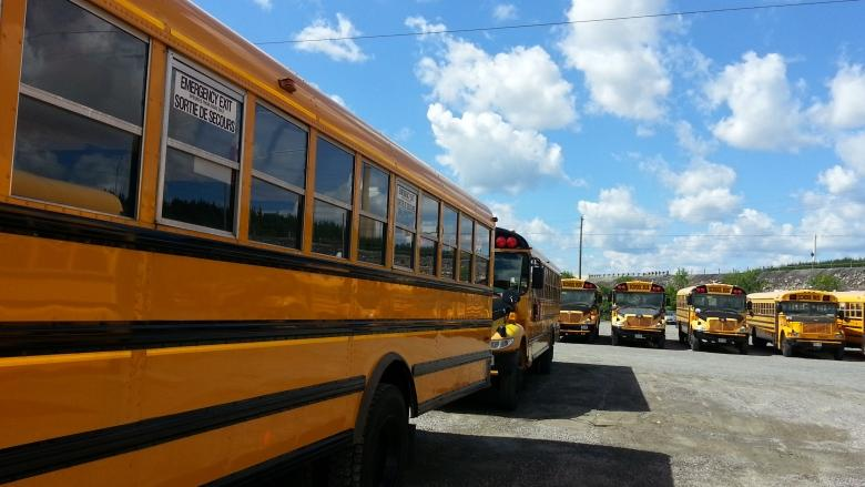 School's Back, and so are the Buses and School Speed Zones