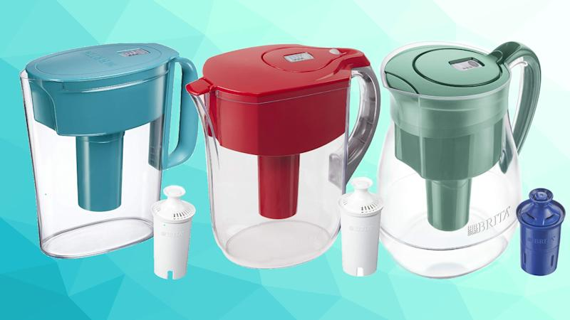 Save 30% on Brita Wasserkrügen - only on Amazon today! (Photo: Amazon)