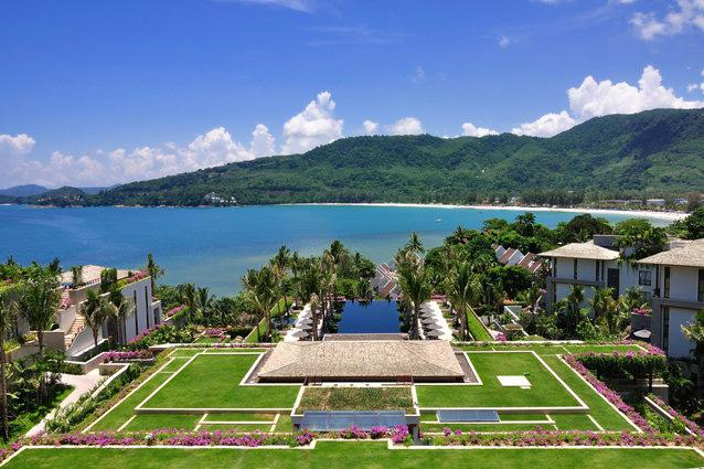 Andara Resorts & Villas, Phuket, Thailand - The experience: You can either choose to dine in your villa or at the hotel's Silk Restaurant, which serves Thai cuisine. The hotel also has an exclusive beach club, two private yachts, a spa and a gym. Andara Phuket, Kamala Beach, Kathu, Phuket, Thailand (+66 076 338 777; www.andaraphuket.com) For a chance to win a 3-night stay with your partner at this hotel, take our poll: www.cntraveller.in/rta
