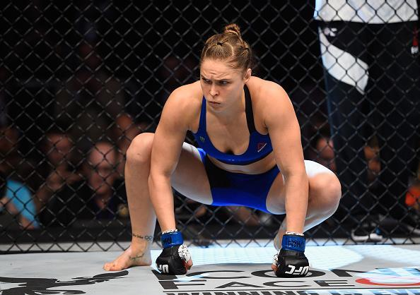Is Ronda Rousey coming back for another fight?