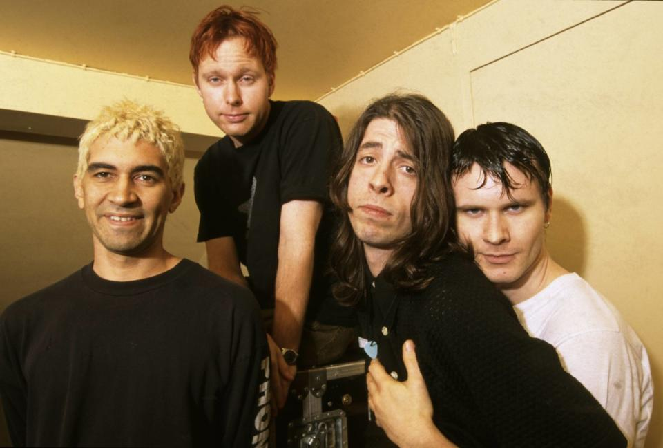 Photo of FOO FIGHTERS