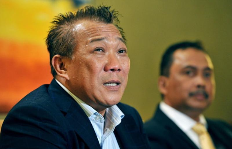 Last week, the Dewan Rakyat erupted in shouts after Datuk Seri Bung Moktar used foul language on Puncak Borneo MP Willie Mongin. ― Bernama pic