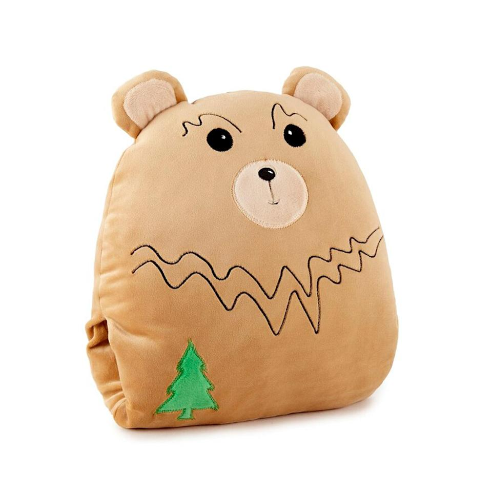 <p>Another sweet and affordable gift for kids is always a stuffed animal, this one doubles as a soft pillow. Pillow Pocket Plushies are guaranteed to please any youngster thanks to it's squishy, cuddly shape, fun animal faces, and genius side pockets. </p>