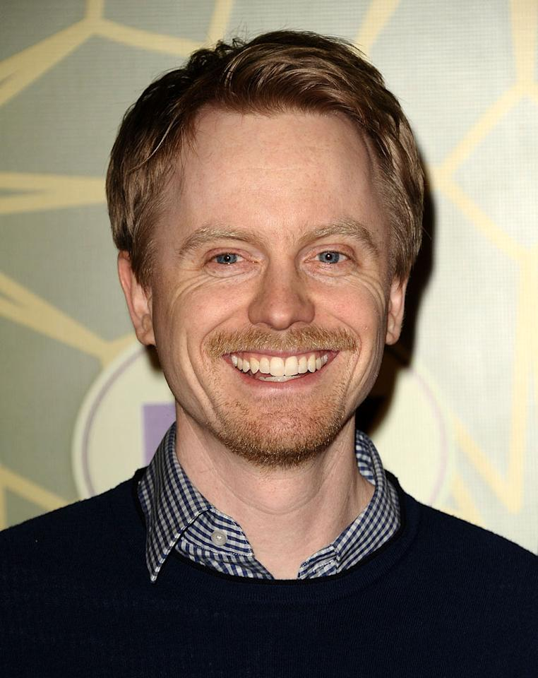 """<a href=""""/david-hornsby/contributor/522729"""">David Hornsby</a> (""""<a href=""""/it-39-s-always-sunny-in-philadelphia/show/37574"""">It's Always Sunny in Philadelphia</a>"""") attends the 2012 Fox Winter TCA All-Star Party at Castle Green on January 8, 2012 in Pasadena, California."""