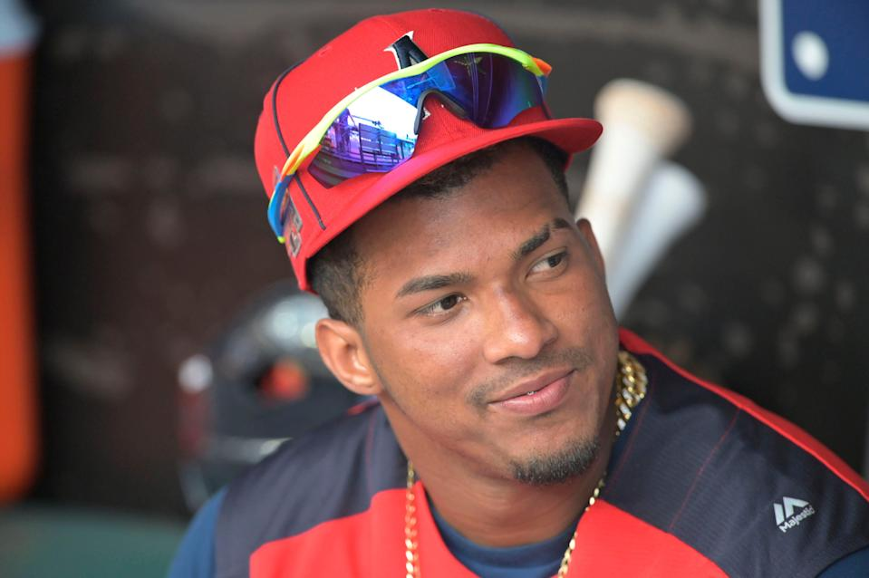 Rays prospect Wander Franco is widely considered the best prospect in baseball.