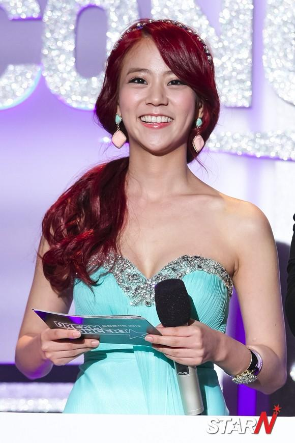 Han Seung Yeon Got Out Of The Hospital